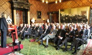 14.05.2013_Auftaktveranstaltung zum 60. JubilÑumsjahr im Hamburger Rathaus_Plenum