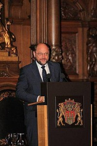 13.09.2013_Zentrale Festveranstaltung zum 60. JubilÑum im Hamburger Rathaus_MartinSchulz