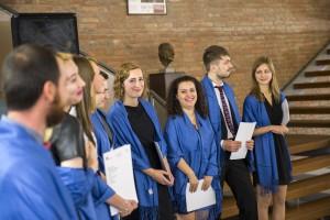 Absolventen- und Eröffnungsfeier